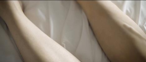 gusano pierna