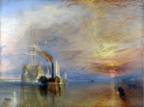 El-Temerario-William-Turner